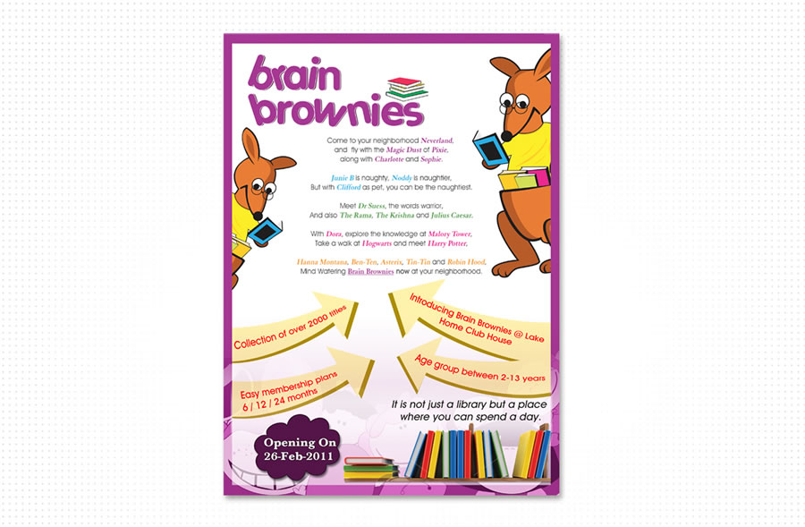 portfolio_design_work_brain_brownies_flyer