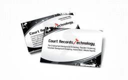 portfolio_design_work_business_card_court_records