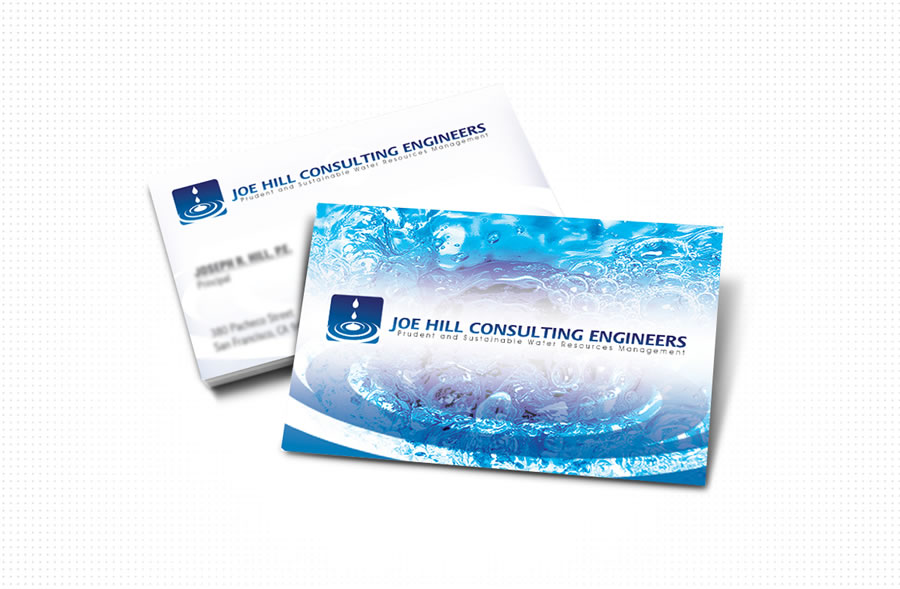 portfolio_design_work_business_card_joe_hill_consulting_engineers