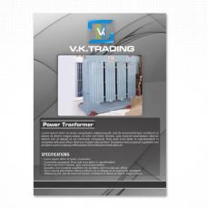 portfolio_design_work_v_k_trading_flyer