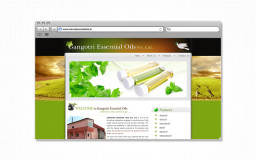 portfolio_web_work_browser_gangotri_essential_oils